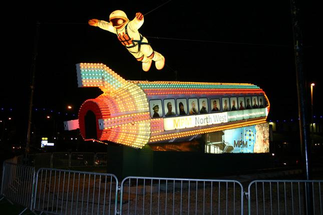 28 Blackpool Illuminations Tram This Is