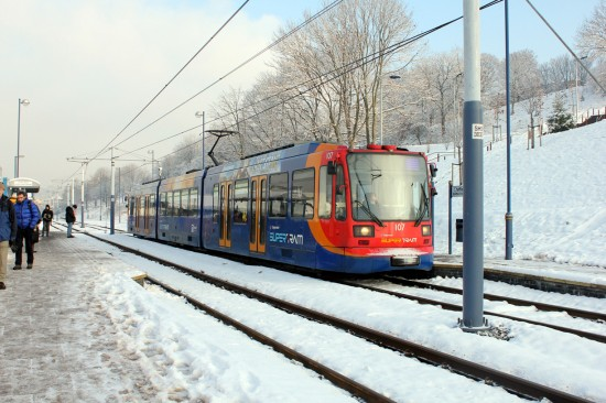 The World's Best Photos of supertram and uk - Flickr Hive Mind