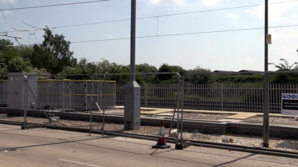 The platform is still awaiting final surfacing.