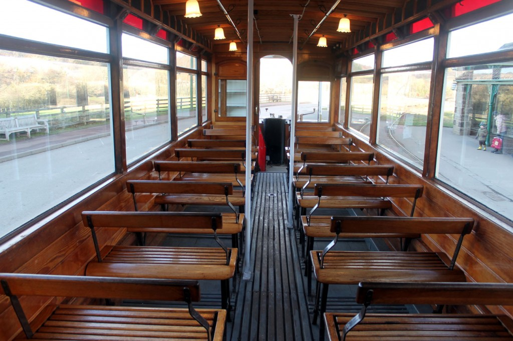 And a view of 31's lower deck.