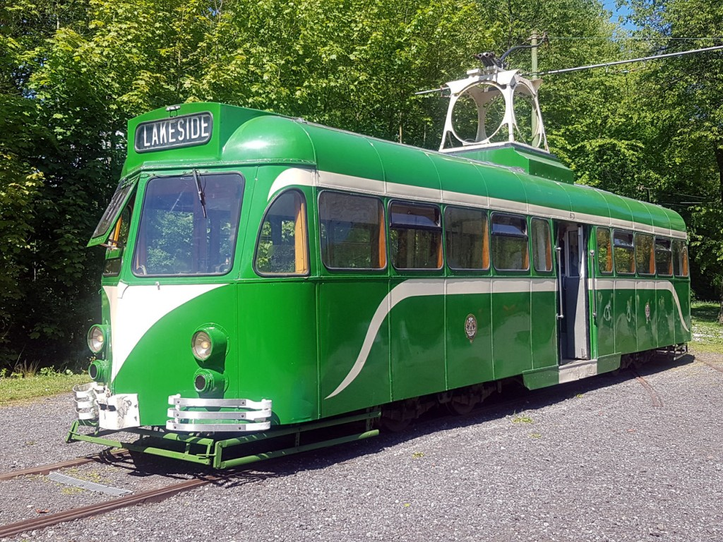 623 basks in the sunshine at Lakeside.
