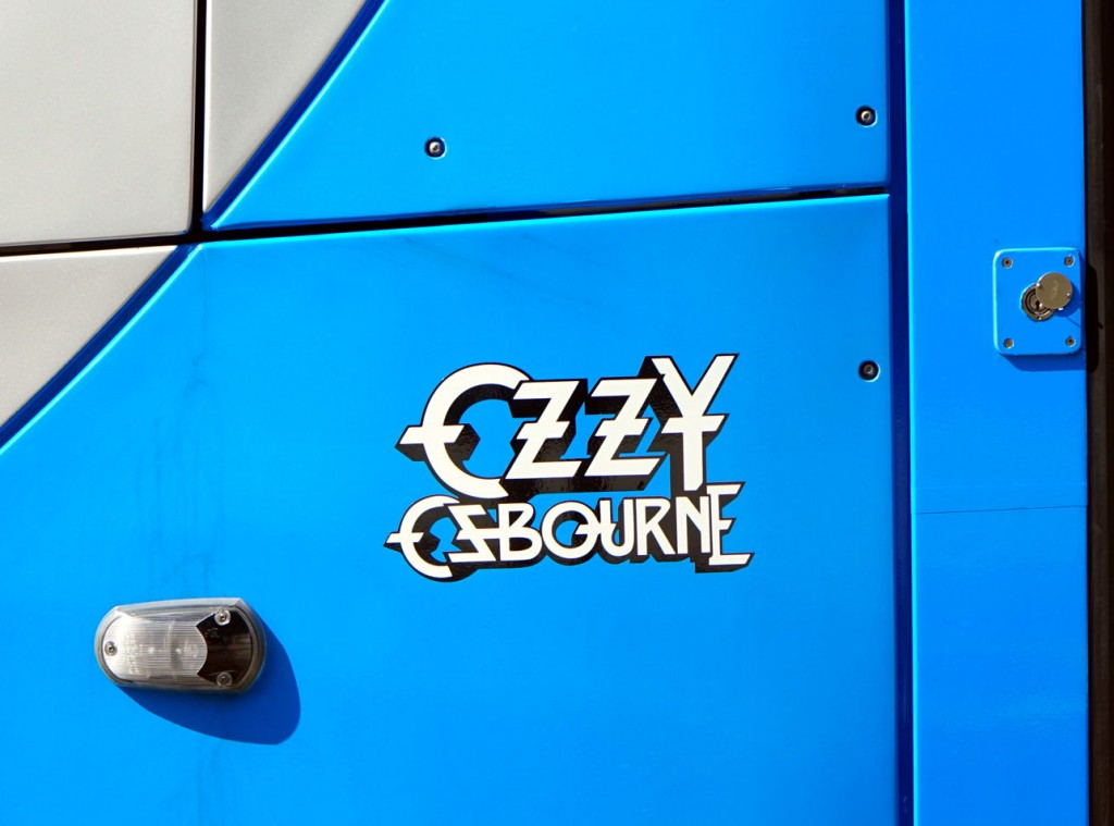 A close-up of the name vinyl on 37. (Both Photographs by Andy Walters, 5th August 2019)